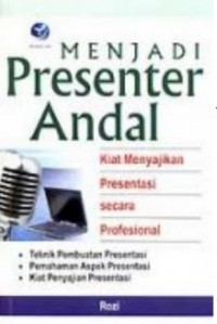 Image of Menjadi Presenter Andal